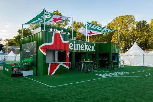 Heineken Star Bar
