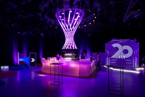 RTL KLUB 20 PARTY I RTL Klub Székház I 2017
